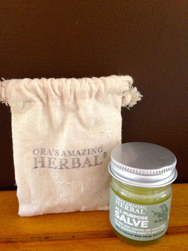 Oras Amazing Herbal Amanda Shea EcoVegan Gal 2