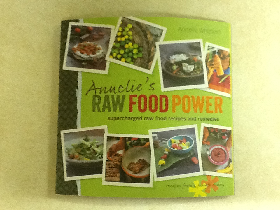Raw Food Power Emily Heikes EcoVeganGal3