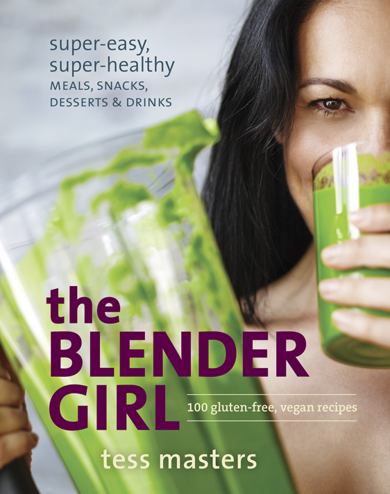 The Blender Girl cover
