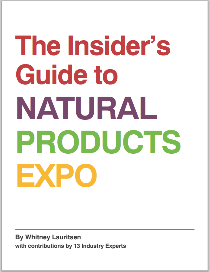 ecovegangal expo insiders cover