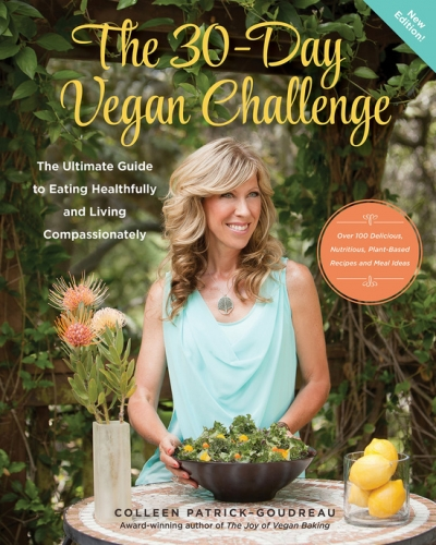 The 30 Day Vegan Challenge: Discussion and Giveaway