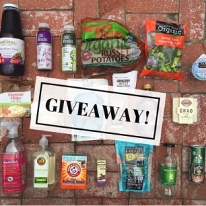 Win $100 Worth of Organic, Vegan Products