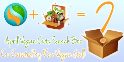 Vegan Cuts Snack Box: Co-Curated by Eco-Vegan Gal
