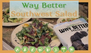 Way Better SouthWest Salad (video)