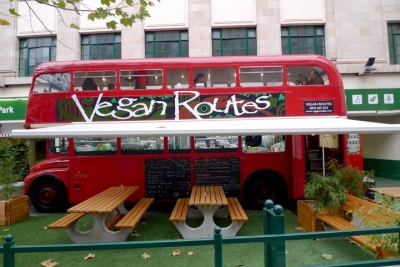 Where to Eat & Shop Vegan in London & The Rest of UK