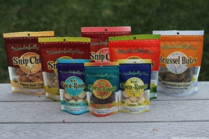 Guilt Free, Inexpensive Gourmet Snacks from Wonderfully Raw