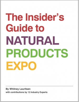 The Inside Scoop on Natural Products Expo West