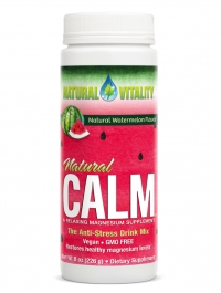 Giveaway: Natural Calm Watermelon Flavor