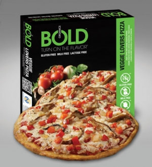 Giveaway: Gluten-free, Vegan Pizza From Bold Organics!