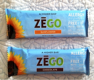 ZEGO Bar: A Soy-Free and Protein-Packed Bar to Stash in Your Bag