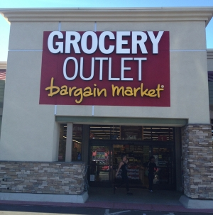 Grocery Outlet Giveaway: $200 Worth of Organic, Vegan Food