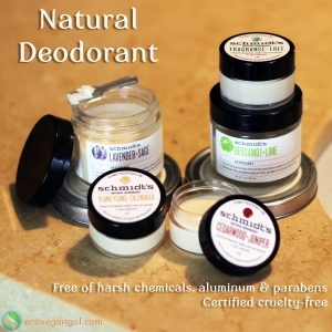 Schmidt's: A Natural Deodorant That Works!